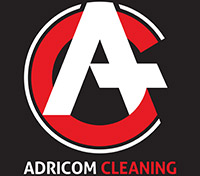 Adricom Cleaning Footer Logo